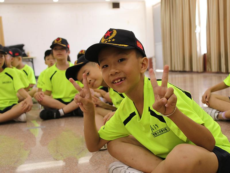 「广州军事暑假夏令营」 忍耐是解决问题的好办法