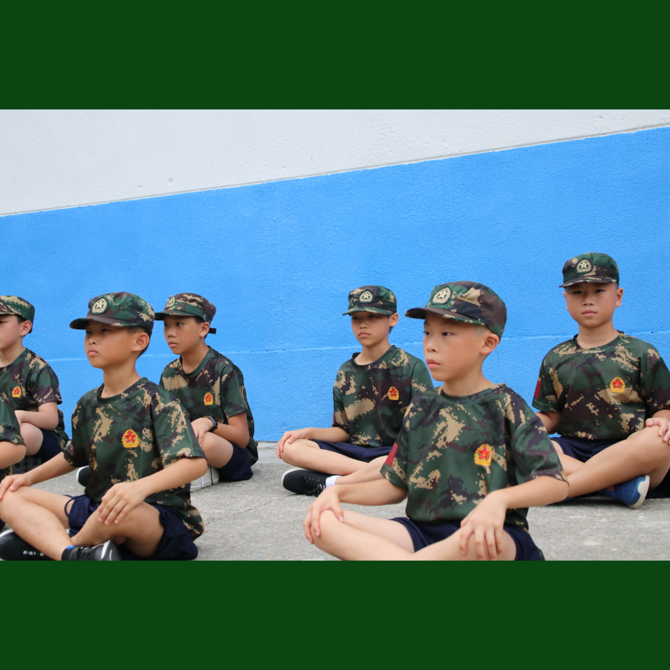 家长必读   孩子最容易模仿的10个坏习惯 - 广州狼王军事夏令营